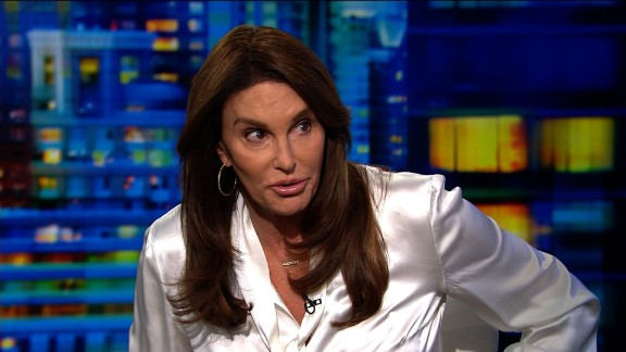 Caitlyn Jenner has a new memoir about her first two years out as a transgender woman.