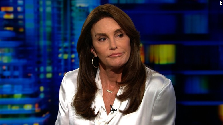 Caitlyn Jenner on Trump: He's made mistakes