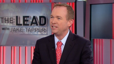 Mulvaney: Trump open to bill without wall fund