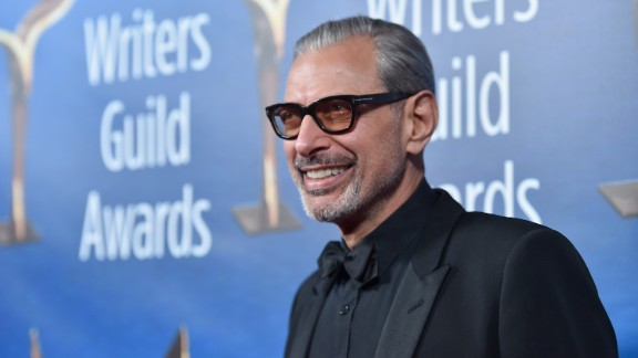 Jeff Goldblum may be 65, but he had plenty of fans headed to the newsstand in November 2017 to pick up a copy of GQ which featured a spread about him (also included in the photos were his wife, Emilie, and their two young sons.).