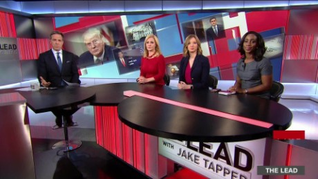 political panel discusses sean spicer and blocked executive order the lead _00021405