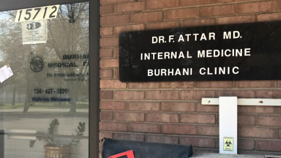 Prosecutors claim this clinic in suburban Detroit was being used to perform FGM procedures.