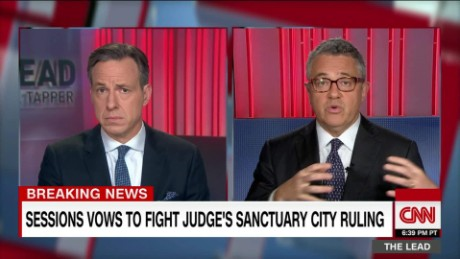 jeffrey toobin discusses breaking up 9th circuit court the lead _00003712