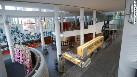 A new cycling museum was opened in 2006, the brainchild of three-time Giro winner Fiorenzo Magni.