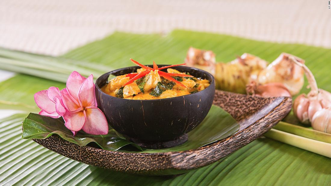 Resurrecting cambodias lost khmer cuisine cnn travel forumfinder Gallery