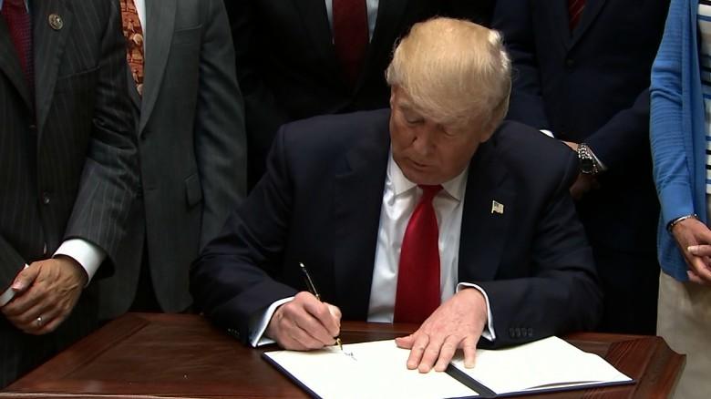 Hasil gambar untuk Judge rules Trump executive order allowing offshore drilling in Arctic Ocean unlawful