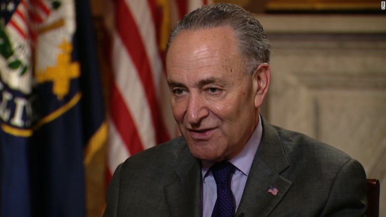 Schumer: Trump's tax plan helps the wealthy
