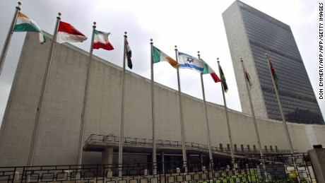 "A new UN report based on a survey of sexual harassment experienced by its own staff contains some ""sobering statistics,"" Secretary-General Antonio Guterres wrote."