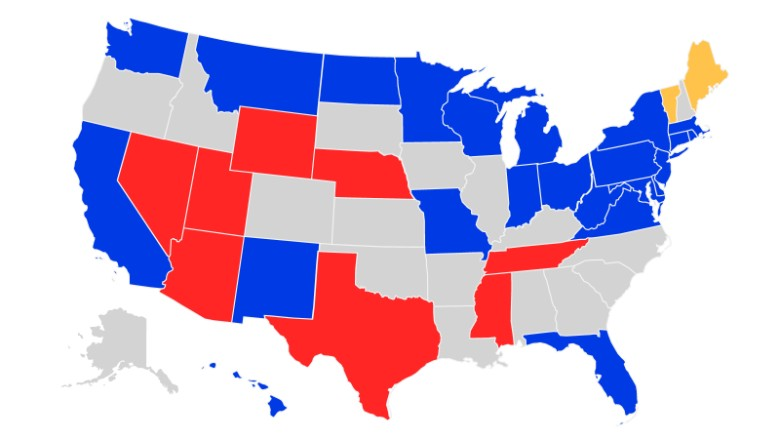 The 10 Senate seats most likely to switch parties in 2018: October ...