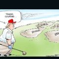 12 100 day trump cartoon
