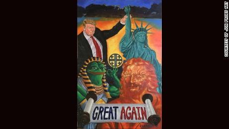 """Great Again"" by Jon Proby"