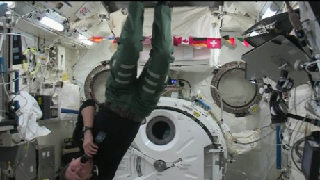 Peggy Whitson has spent more time in space than any other American. This is what it's like