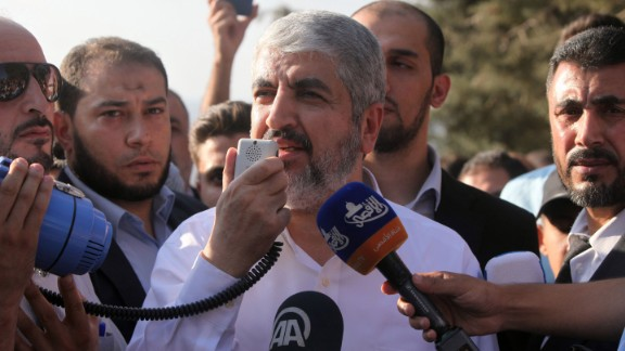 Hamas leader Khaled Meshaal will soon stand down after serving the maximum two terms.