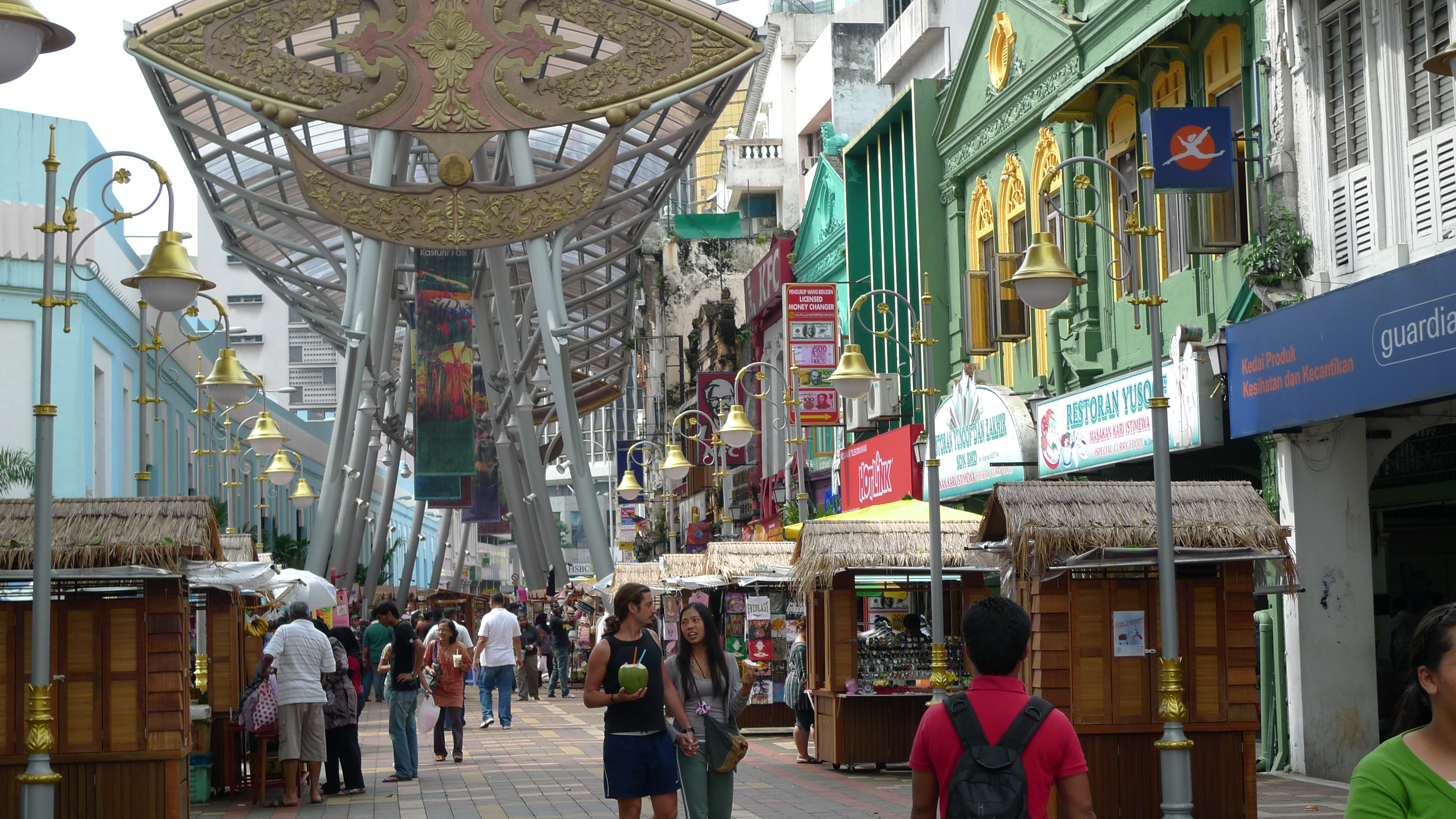 34a1ad3653d Kuala Lumpur shopping  10 best places for a bargain