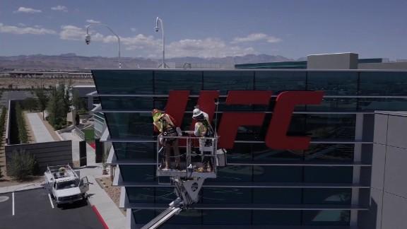 UFC new headquarters, Las Vegas