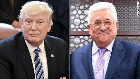 Abbas pitching himself to Trump as 'strategic partner' for peace