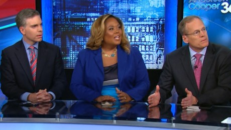 Panelist: 'What the President said was stupid'