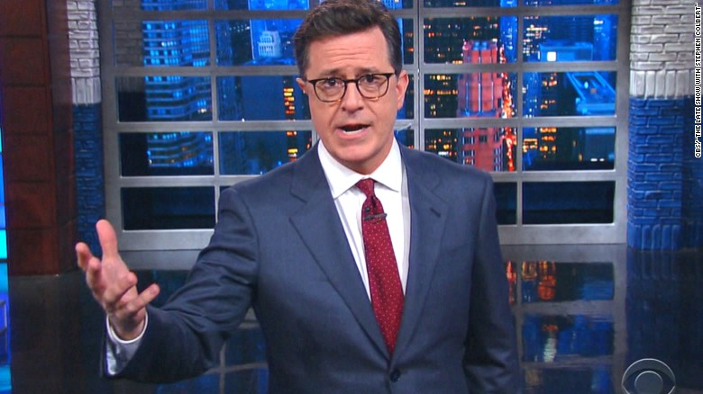 Smerconish: Colbert, progressives go low
