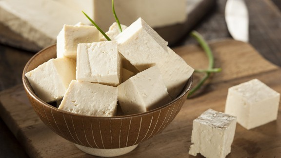 Tofu by-products: a viable plastic alternative?