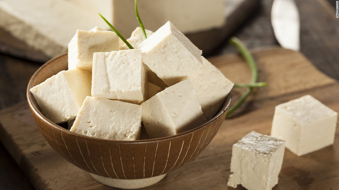 Other meat alternatives are not so new. Tofu as been eaten for thousands of years and is made from dried soybeans that are soaked in water, crushed and boiled. Tofu is around 6-8 percent protein.