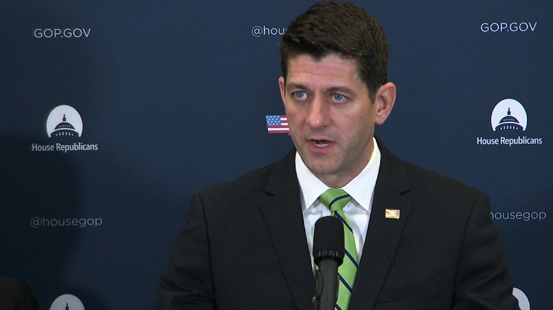 Paul Ryan touts increase in military spending