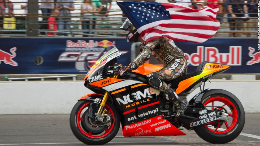 Jerez Motogp S Missing Americans Cnn