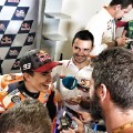 Marquez press conference motogp