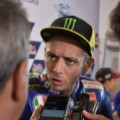 Valentino Rossi post race austin
