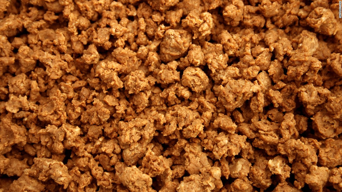 "You can already buy proteins made from microbes. Quorn is a meat alternative derived from a fungus. Quorn says its ""mycoprotein uses 90% less land and water than producing some animal protein sources."""