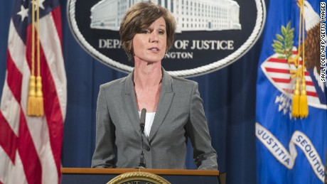 Five things to watch at the Sally Yates hearing