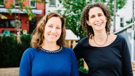 "Michelle MacRoy-Higgins and Carlyn Kolker are co-authors of ""Time to Talk."""