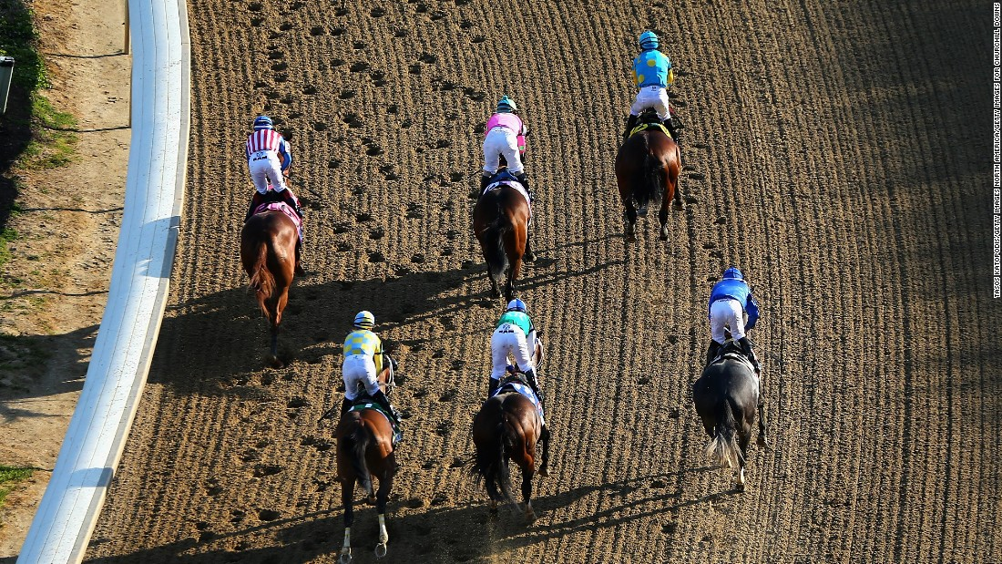 This year sees the 143rd edition of the race, where jockeys will compete for a $2.4 million purse.