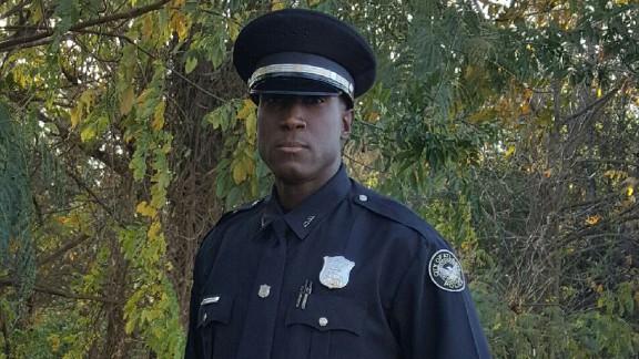 Atlanta Police Officer Che Milton