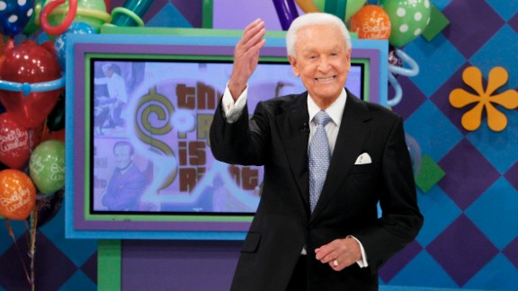 "Bob Barker, born 1923: Barker presented the longest-running game show in television history, ""The Price is Right."" He was honored with a week of shows in December 2013 to celebrate his 90th birthday."