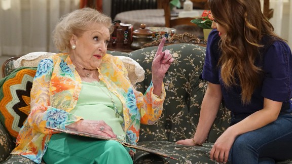 "Betty White, born 1922: American actress White has been on screen for nearly 80 years. White is a seven-time Emmy winner who also boasts a Grammy and three Screen Actors Guild Awards. In 2012, she hosted and produced ""Betty White's Off Their Rockers,"" a hidden camera show in which senior citizens play pranks on unsuspecting youngsters."