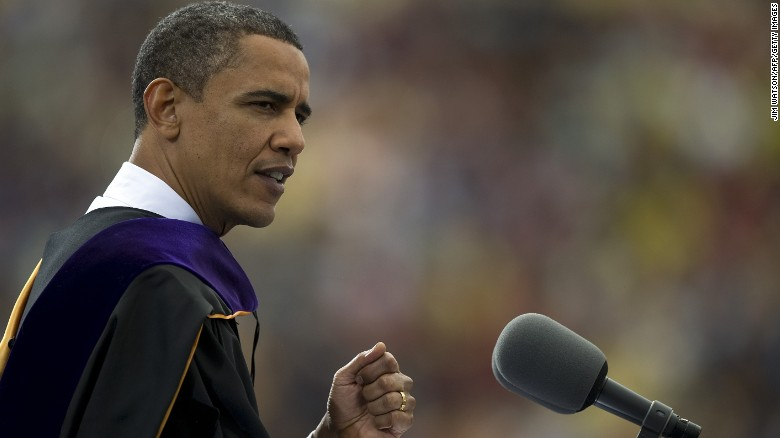 Student Calls for Obama to Deliver Virtual Address to America's Class of 2020