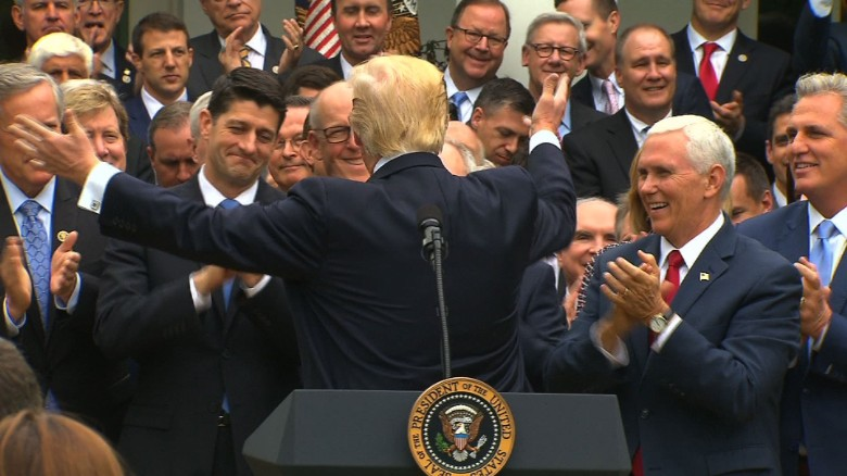 Image result for photos of trump and gop working together