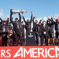 Oracle Team USA Jimmy Spithill America's Cup