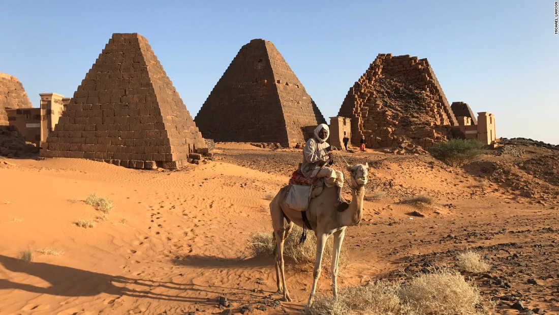 A World Heritage Site, the pyramids are generally smaller than those found in Egypt. Receiving few tourists each year, the architecture demonstrates proof of contact between Sub-Saharan Africa and the Mediterranean and Middle East, say UNESCO.