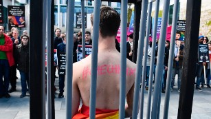 Deaths and detentions in 'new wave of persecution' in Chechnya, say LGBT activists