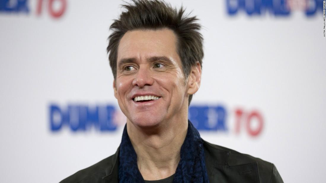 Jim Carrey will play Joe Biden on 'SNL'