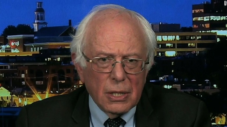 Sanders: Thousands will die if bill passes
