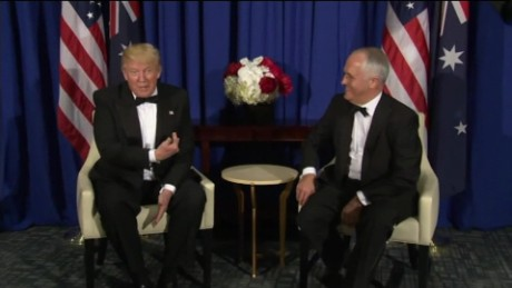 australia trump turnbull meeting reax dnt_00004425