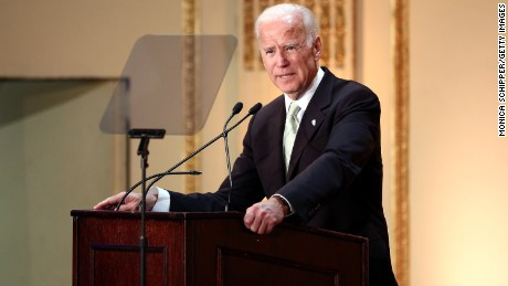 Biden: My late son 'wanted to make sure I stayed in the public arena'