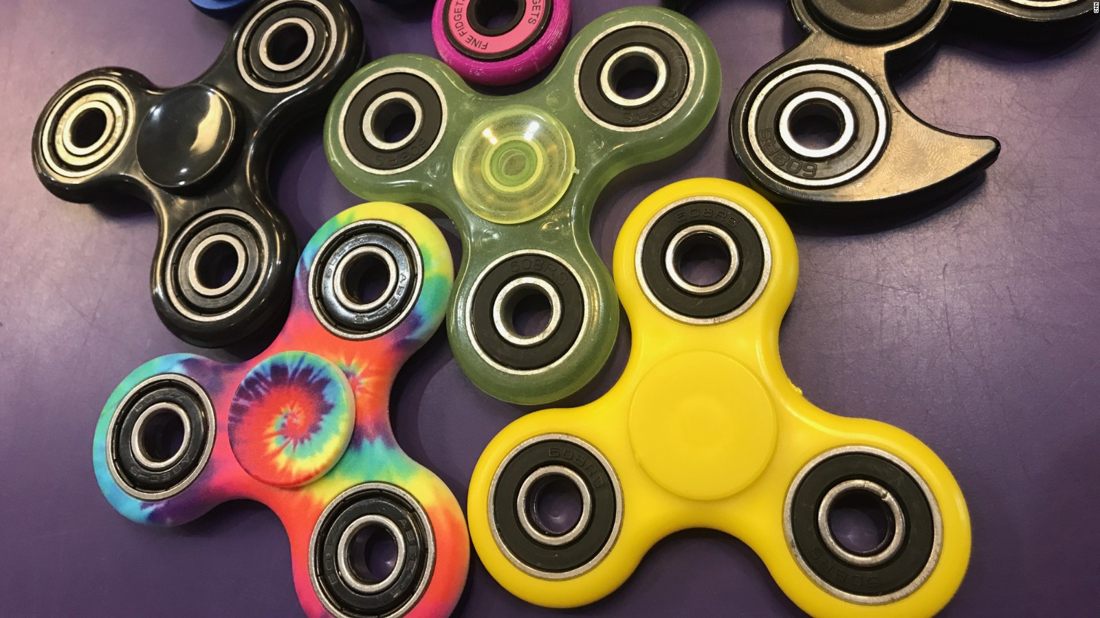 all your questions about fidget spinners answered cnn