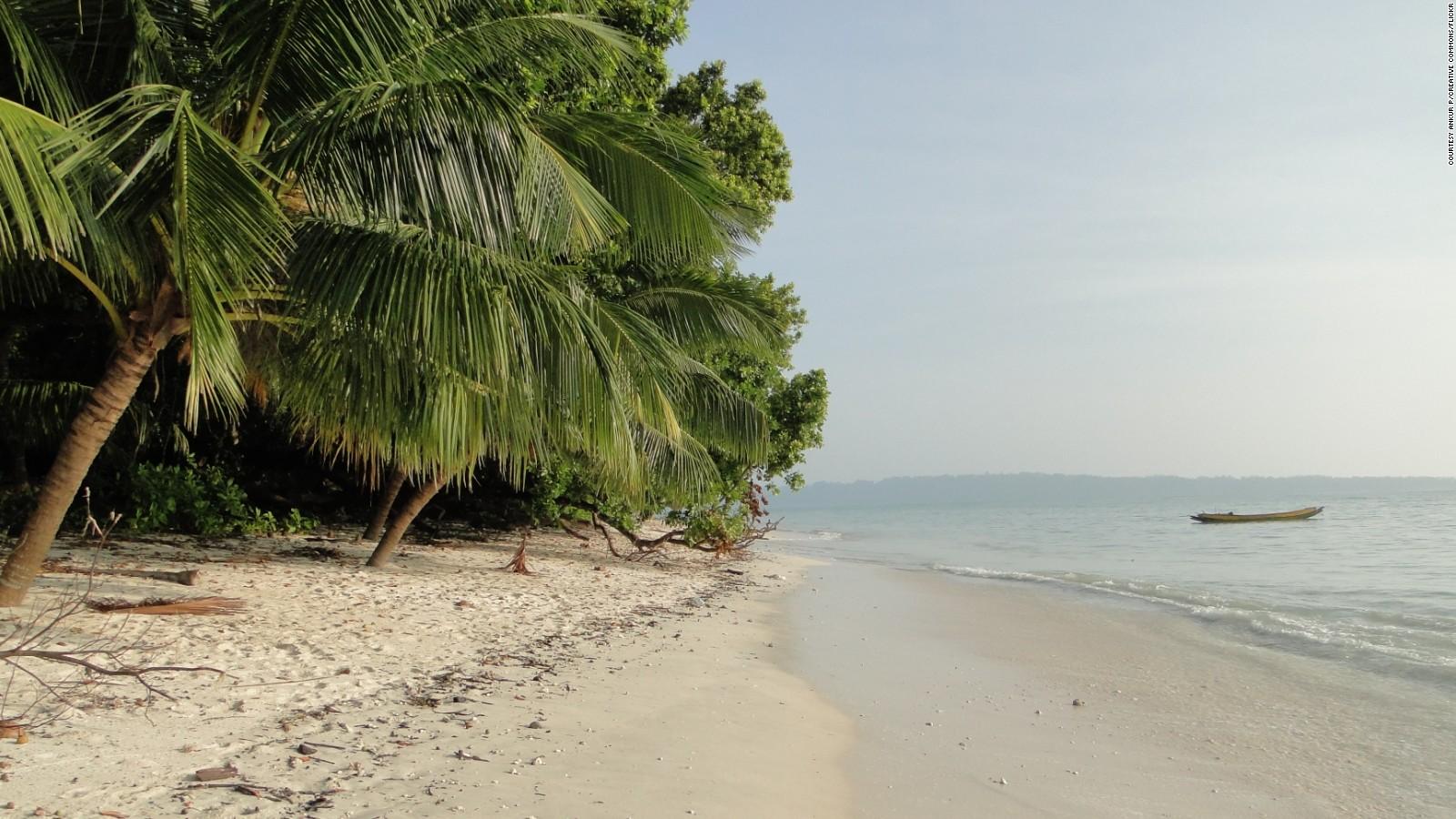 Asia S 20 Best Beaches Cnn Travel