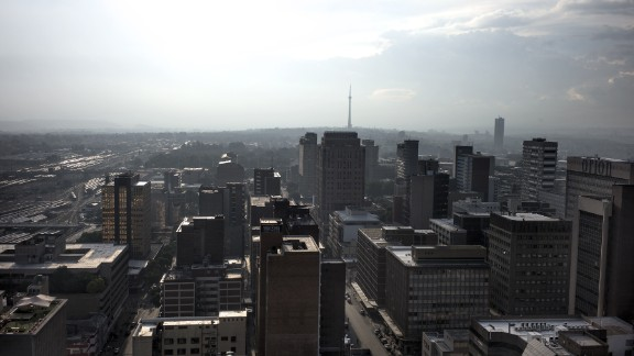 South Africa is home to over 40,000 millionaires, the most of any African country. Johannesburg is the number one city for millionaires.