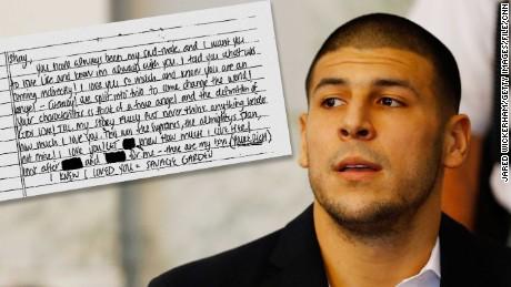 New Details On Aaron Hernandezs Apparent Suicide In Prison Cnn