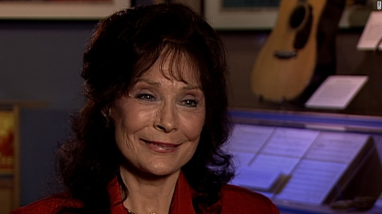 Loretta Lynn on how she started singing (2000)