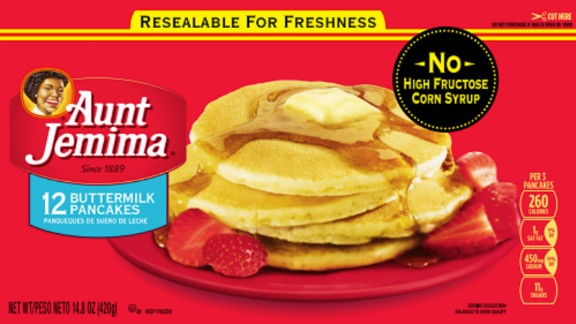 Aunt Jemima frozen pancakes, waffles and French toast were recalled over concerns of listeria contamination.